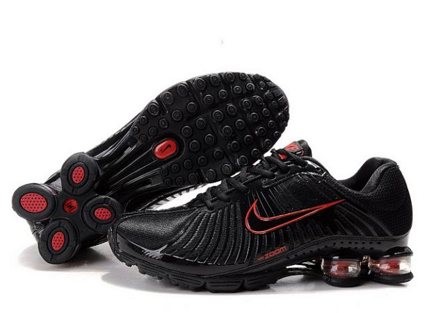 Nike Shox Experience 609RE16 2014 Noir/Rouge Homme