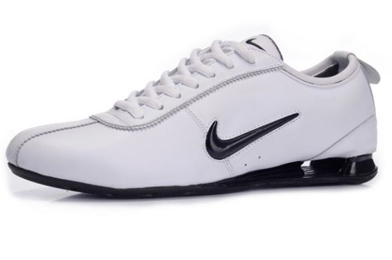 Nike Shox Rivalry Electroplating Hook Blanc/Silver 703VJ18 2014 Homme