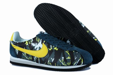 chaussure nike classic cortez nylon 09 pour homme,chaussures nike
